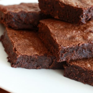 Sinfully Rich Brownies