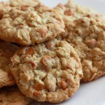 Butterscotch Coconut Cookies