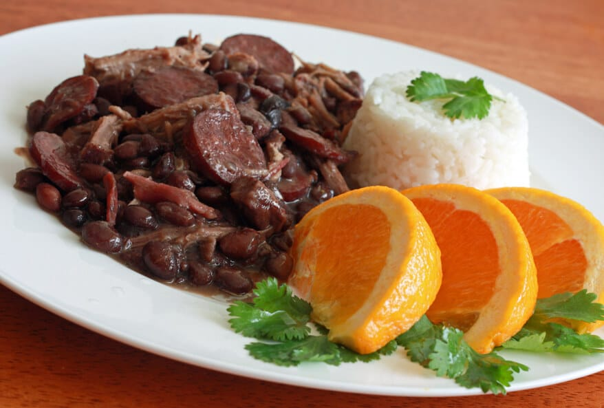Feijoada is the national dish of Brazil and is the ultimate beans and ...