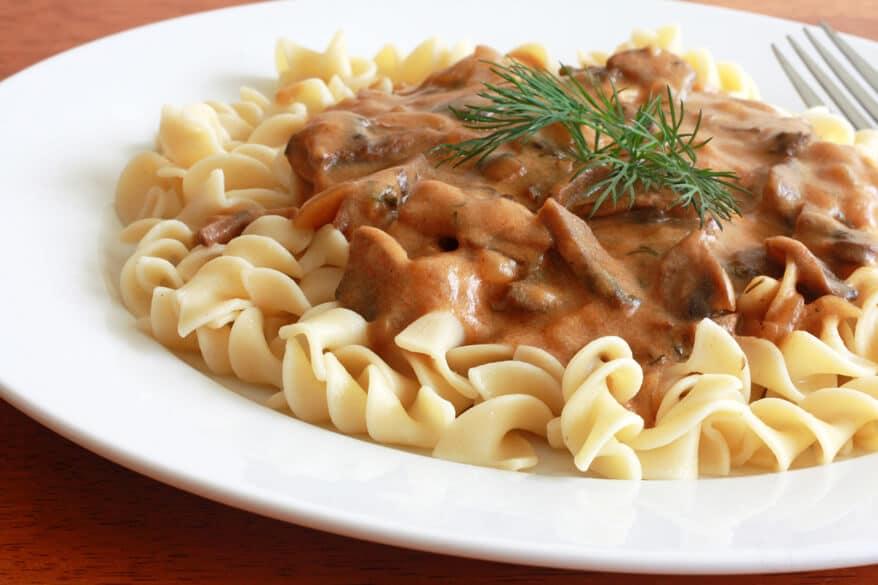Hungarian Mushroom Pasta 2 sm