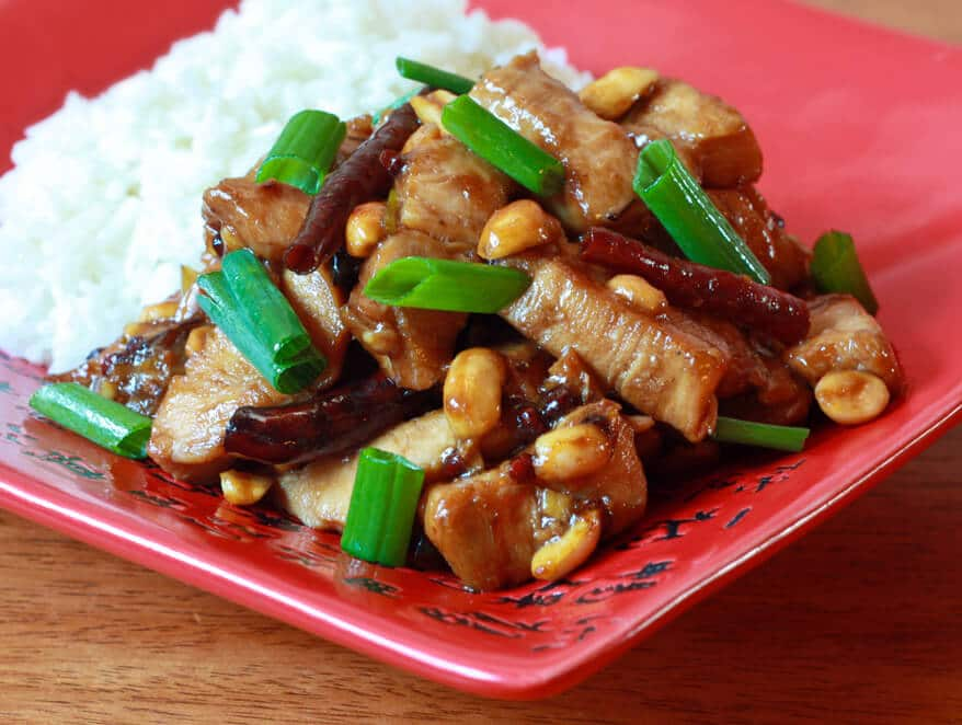 Kung Pao Chicken - The Daring Gourmet