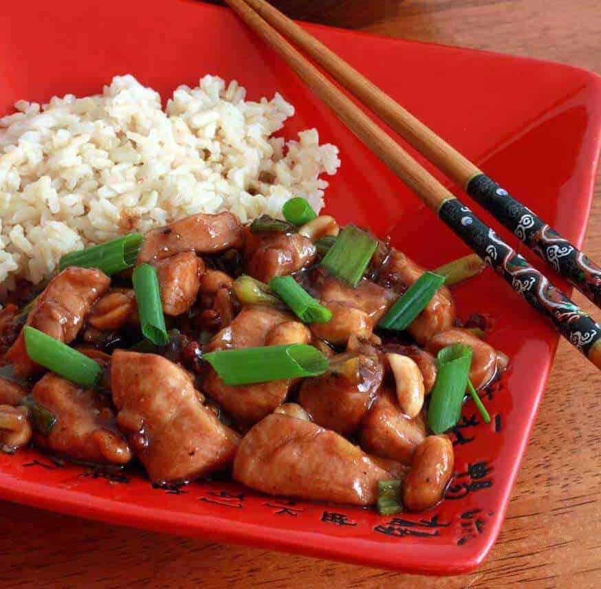 Kung Pao Chicken The Daring Gourmet