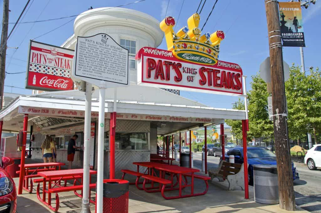 philly cheesesteak recipe pats king of steaks philadelphia