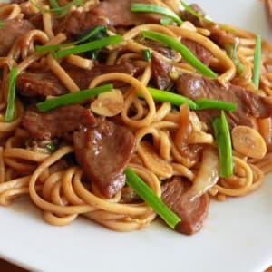 Shanghai Noodles (Cu Chao Mian)