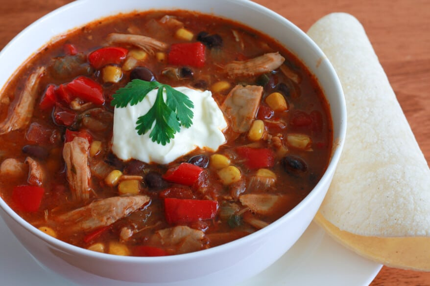 Smoky South of Border Stew