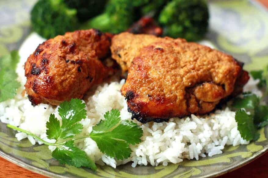 Tandoori Chicken Recipe The Daring Gourmet