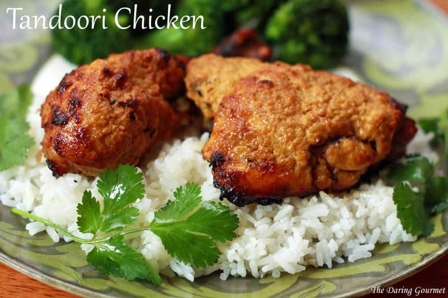 tandoori chicken indian recipe authentic