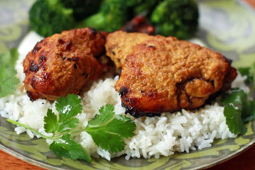 tandoori chicken indian authentic recipe
