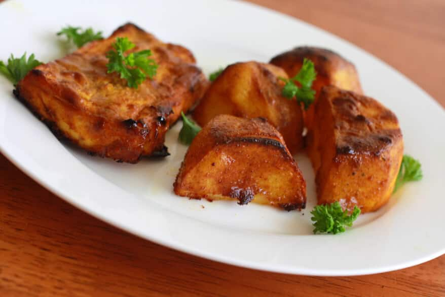 tandoori roasted potatoes tofu recipe indian