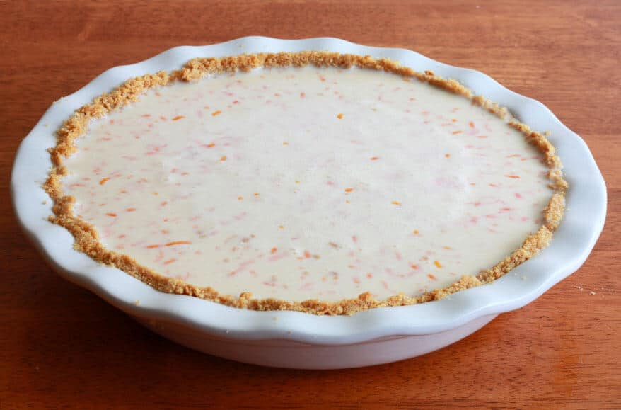 Grapefruit Cream Pie prep 12
