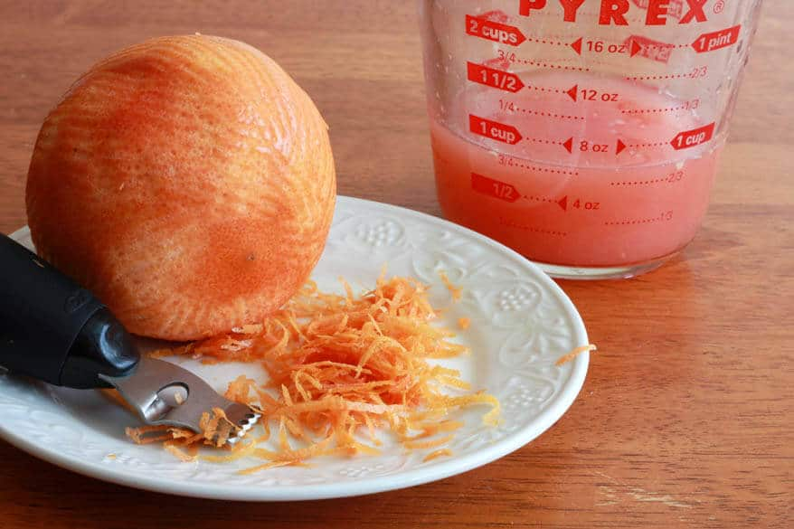 Grapefruit Cream Pie prep 9