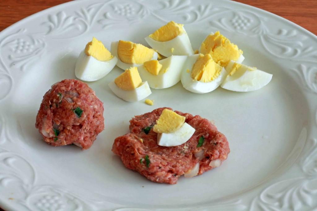 Mexican Meatballs prep 6