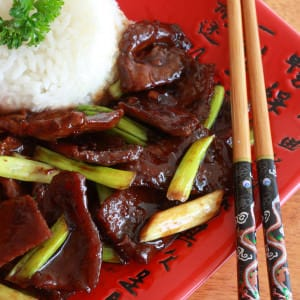 BEST Mongolian Beef