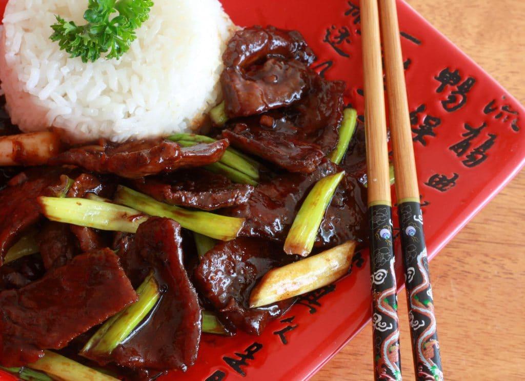 Mongolian Beef Recipe - The Daring Gourmet
