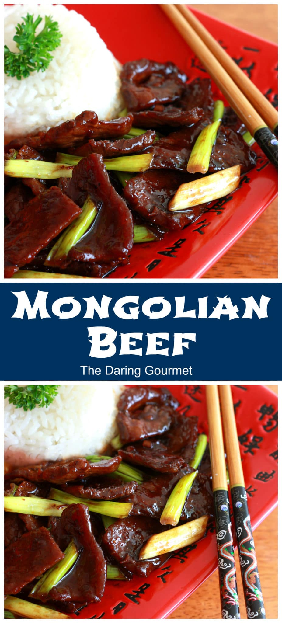 Best Mongolian Beef Recipe The Daring Gourmet