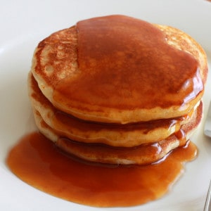 Caramel Orange Buttermilk Syrup