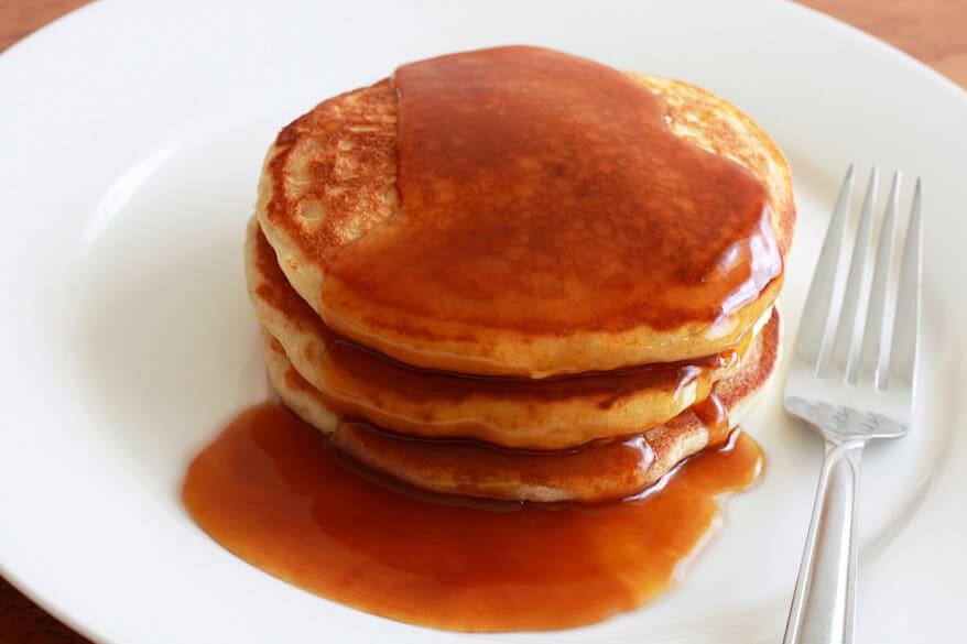 Caramel Orange Buttermilk Syrup Recipe - The Daring Gourmet