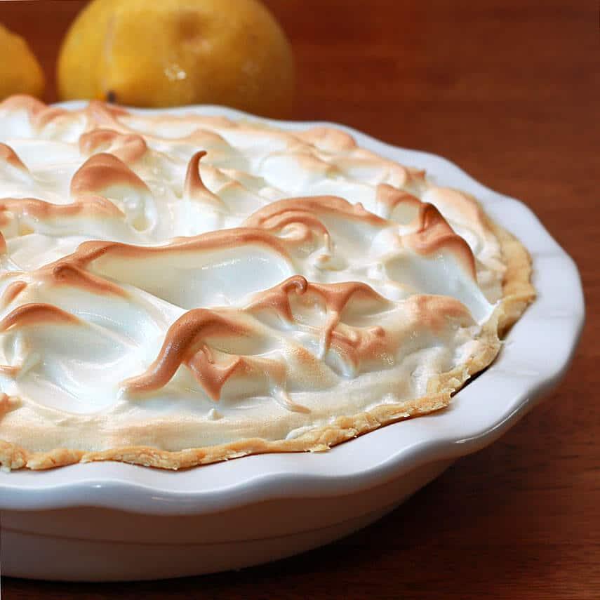 how to make lemon meringue pie without cream of tartar