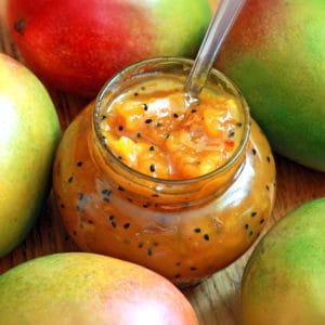 mango chutney recipe best authentic traditional Indian