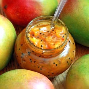 mango chutney recipe best authentic traditional Indian