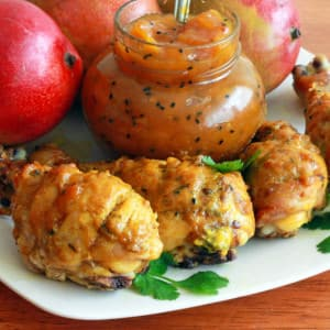 Mango Chutney Chicken