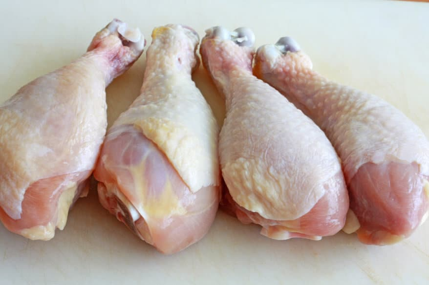 Mango Chutney Chicken prep 1