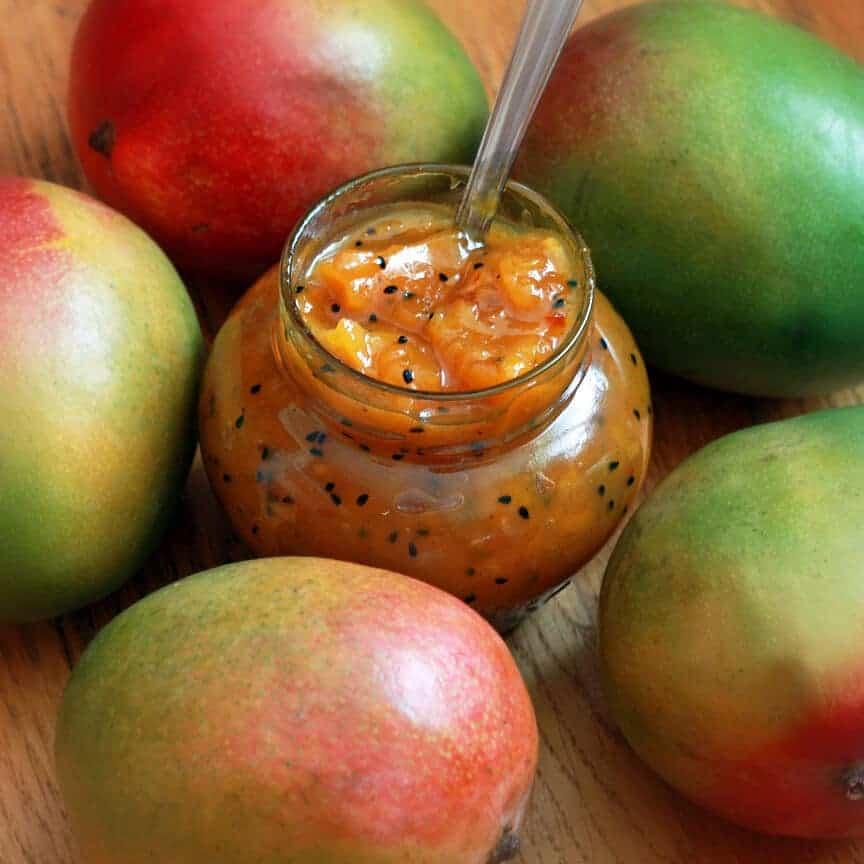 Mango Chutney editado