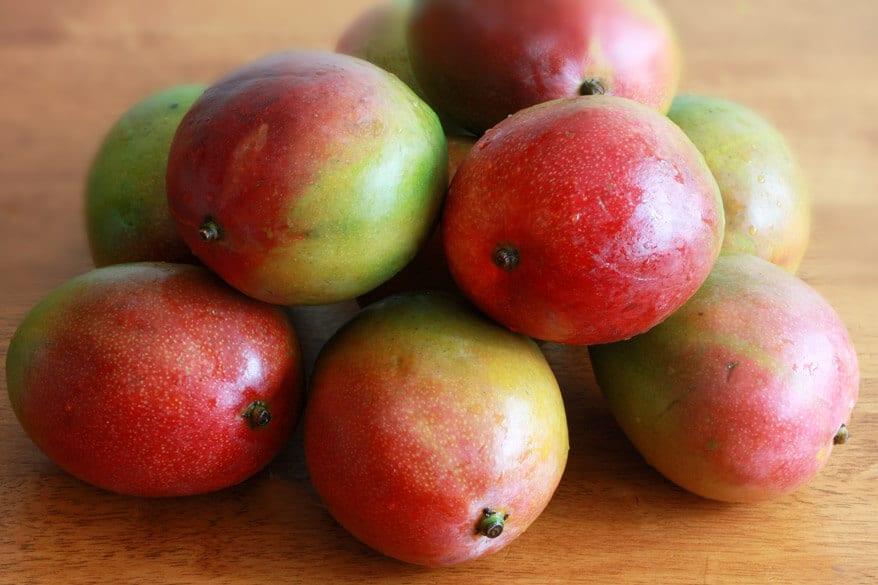 Mango Chutney prep 1