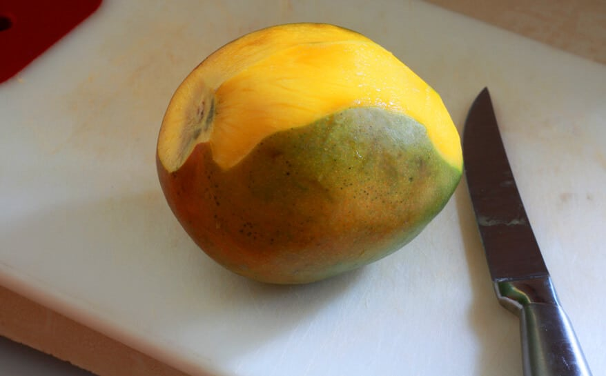 Mango Chutney prep 2