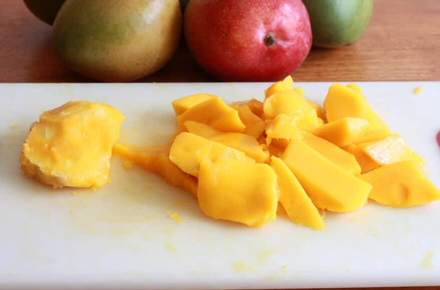 Mango Chutney prep 7