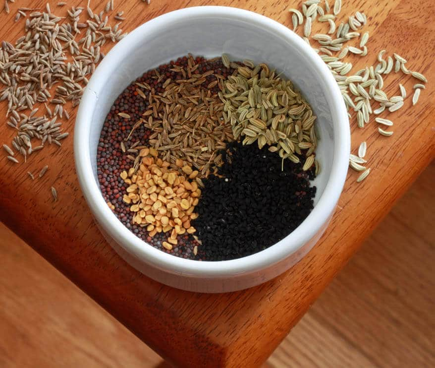Panch Phoron (Indian Five Spice Blend)