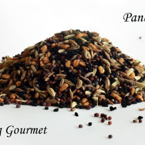Panch Phoron Spice Blend Recipe