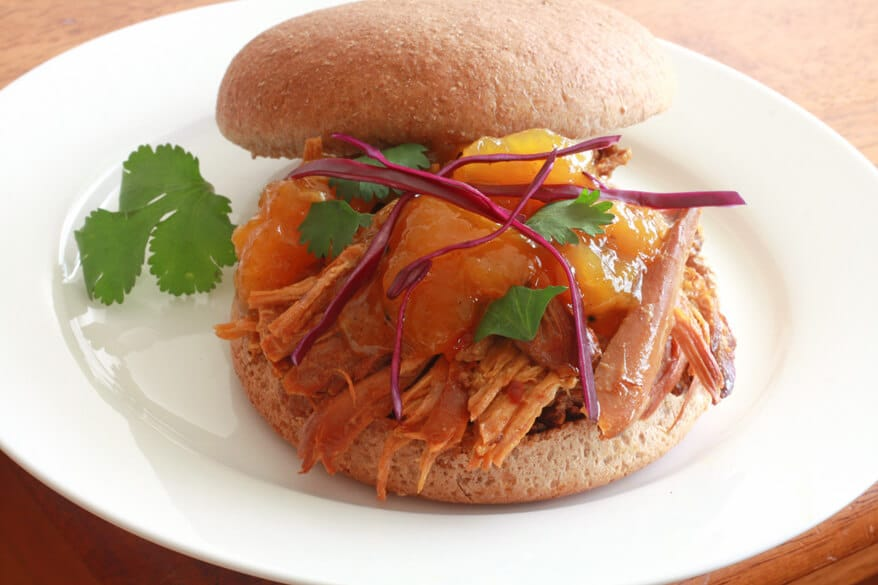 Pulled Mango Chicken 1 sm