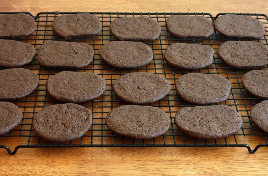 Shamrock Cookies prep 13