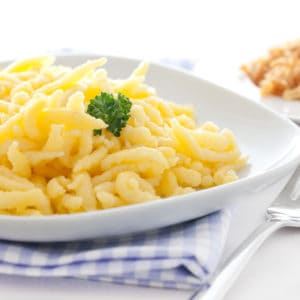 spaetzle recipe German authentic traditional best