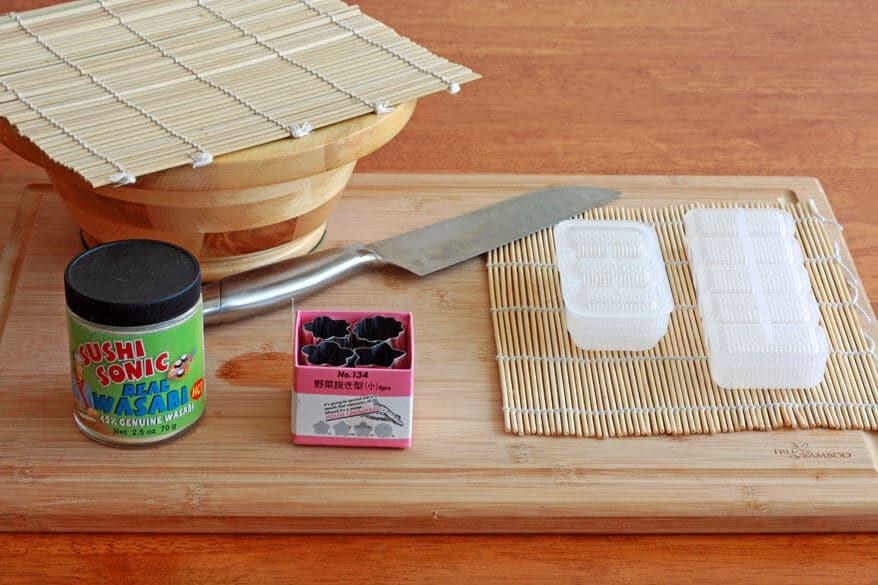 Sushi prep 1