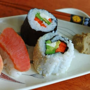 Sushi Sunday: In The Kitchen With Todd