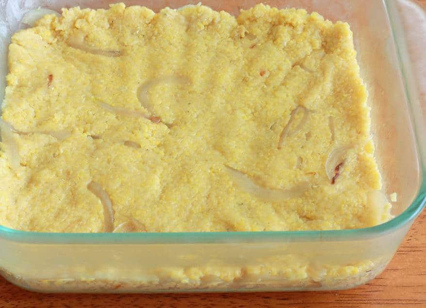 Baked Polenta prep 2