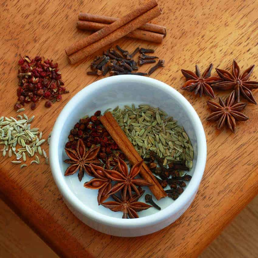 chinese five spice recipe best authentic