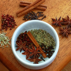 Chinese five spice seasoning recipe authentic traditional anise cinnamon fennel sichuan cloves peppercorns