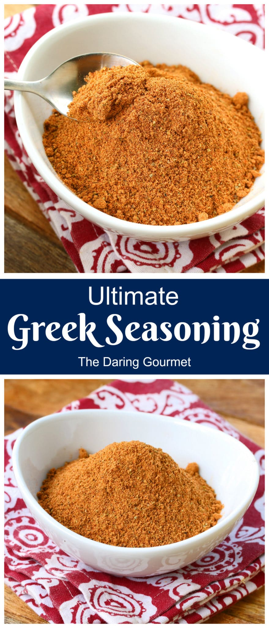 Greek seasoning recipe homemade best easy quick all purpose mix blend