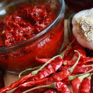 Harissa (Tunisian Chili Paste)