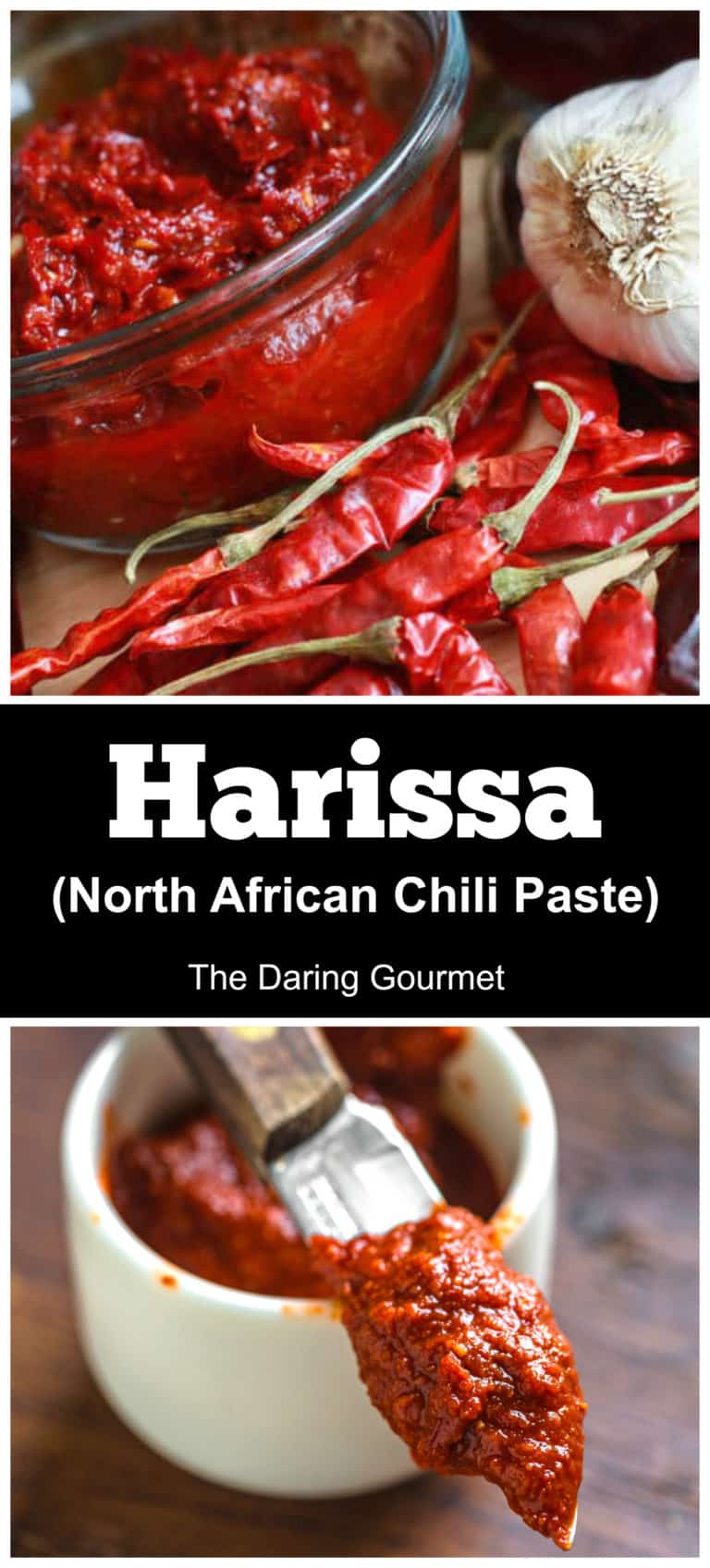 harissa recipe best homemade authentic traditional red chili paste garlic cumin coriander caraway