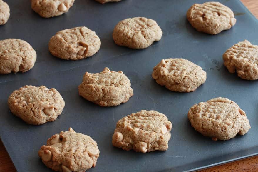 Mega Healthy Peanut Butter Cookies prep 7