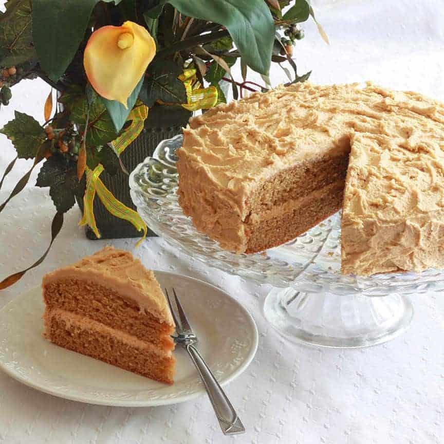 Killer Peanut Butter Cake Recipe