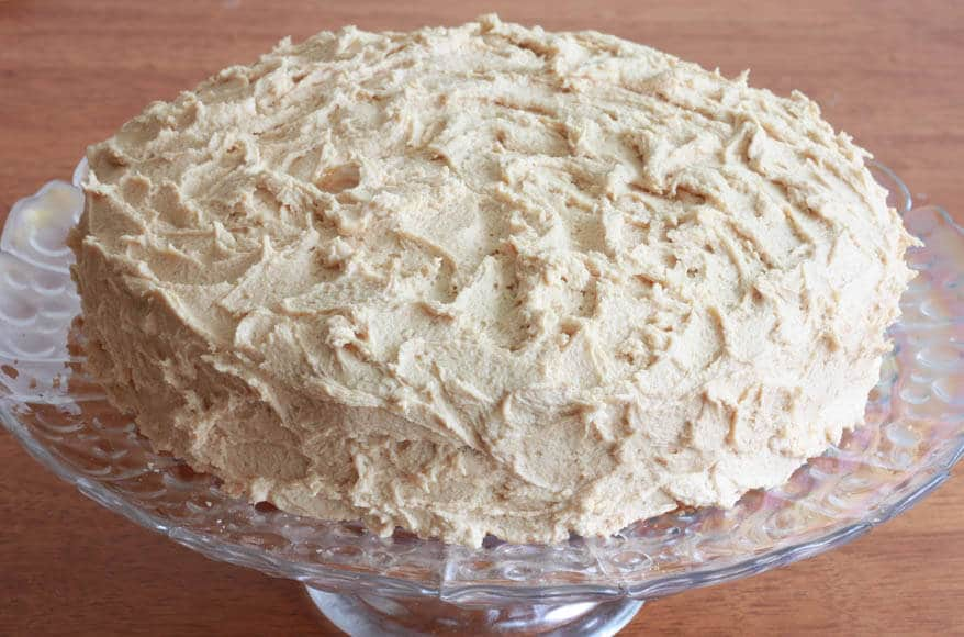 best homemade peanut butter cake recipe frosting
