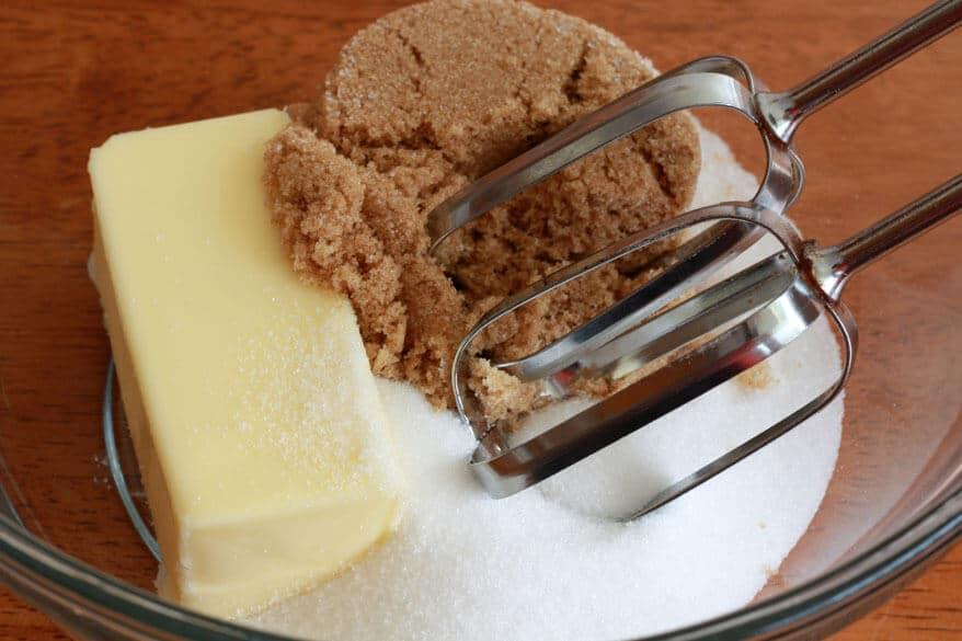 Peanut Butter Sandwich Cookies prep 1 sm
