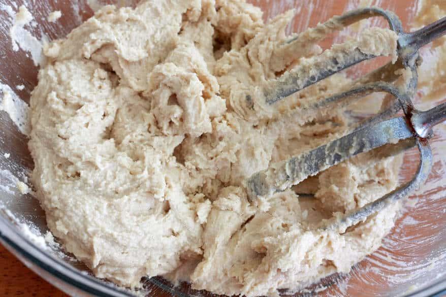 Peanut Butter Sandwich Cookies prep 2 sm