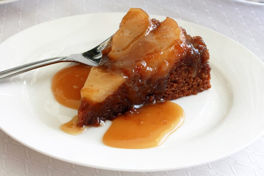 Pear Upside Down Cake 4 sm_edited