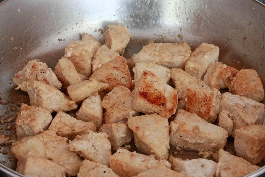 Porcini Mushroom Pasta prep 3
